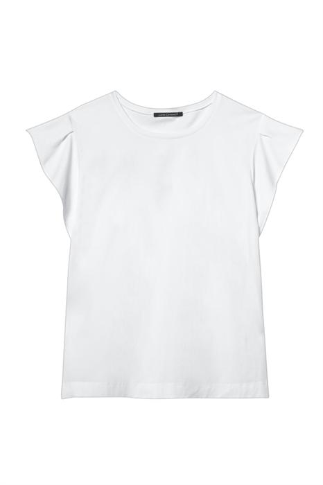 LUISA CERANO - Блуза белая - фото 5544