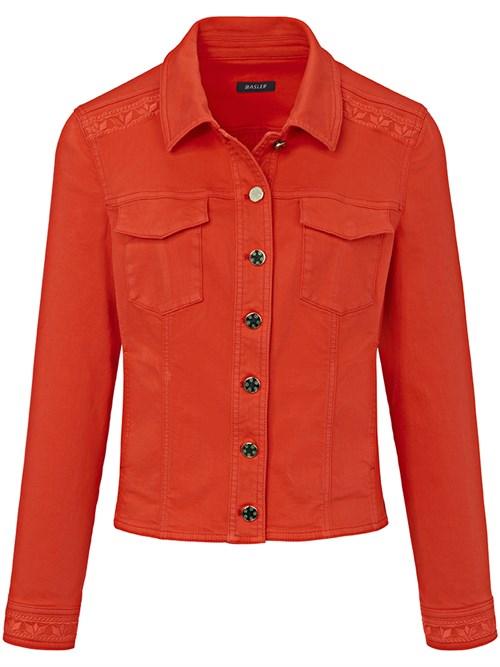 BASLER - Куртка джинсовая красная