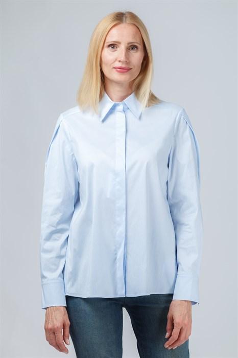 LUISA CERANO - Рубашка голубая