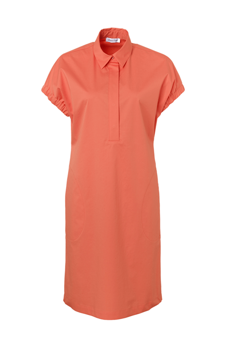 LOUIS&MIA - Платье летнее коралловое - фото 7122