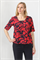 UN JOUR AILLEURS - Блуза с коротким рукавом - фото 5027