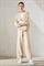 LUISA CERANO - Брюки трикотажные с кашемиром - фото 6820
