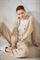 LUISA CERANO - Брюки трикотажные с кашемиром - фото 6824