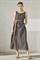 LUISA CERANO - Платье фит-энд-флер - фото 6826