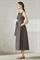 LUISA CERANO - Платье фит-энд-флер - фото 6828