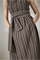 LUISA CERANO - Платье фит-энд-флер - фото 6830