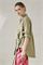 LUISA CERANO - Рубашка с декоративной завязкой на талии - фото 7003