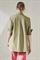 LUISA CERANO - Рубашка с декоративной завязкой на талии - фото 7004