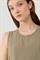 LUISA CERANO - Топ удлинённый на широких бретельках - фото 7018