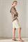 LUISA CERANO - Бермуды с высокой талией - фото 7090