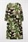 LUISA CERANO - Платье летнее с листьями - фото 7092