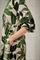 LUISA CERANO - Платье летнее с листьями - фото 7095
