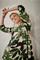 LUISA CERANO - Платье летнее с листьями - фото 7096