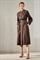 LUISA CERANO - Длинное платье рубашка - фото 7126