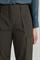 LUISA CERANO - Брюки карго со складками у пояса - фото 7359
