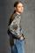 LUISA CERANO - Блузка с камуфляжным принтом - фото 7369