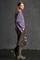 LUISA CERANO - Джемпер с широкими рукавами и ребристыми манжетами - фото 7393