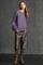 LUISA CERANO - Джемпер с широкими рукавами и ребристыми манжетами - фото 7398