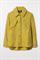 LUISA CERANO - Куртка-рубашка жёлтая с рисунком в елочку - фото 7400