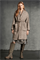LUISA CERANO - Пальто в ёлочку с накладными карманами - фото 7412