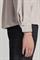 LUISA CERANO - Блузка-рубашка шёлковая серая - фото 7422