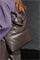 LUISA CERANO - Сумка коричневая из экокожи - фото 7428