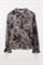 LUISA CERANO - Блузка вискозная с цветочным принтом - фото 7446