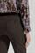 LUISA CERANO - Блузка вискозная с цветочным принтом - фото 7450