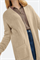 BASLER - Удлинённый бежевый кардиган с карманами - фото 7498